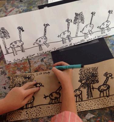 Home Schoolers Art Studio