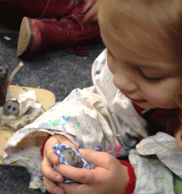 Art Studio for Little Ones