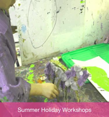 Summer Holiday Workshops