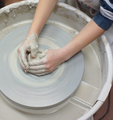 Create in Clay with the Pottery Wheel