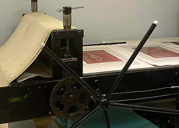 Open Access Printmaking