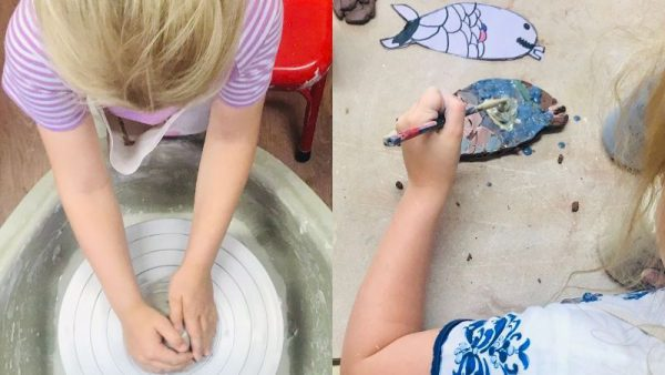 Easter Holiday Clay Camp