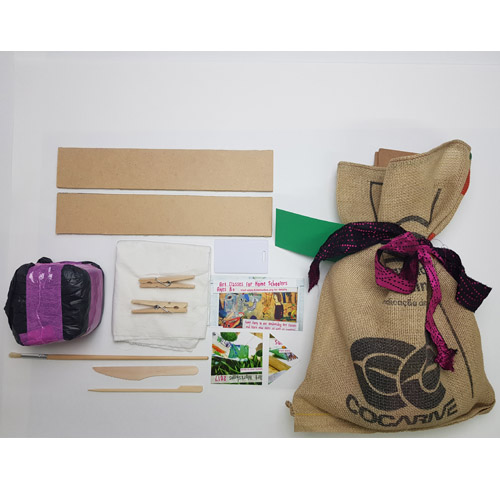 Click and Collect Clay Kit