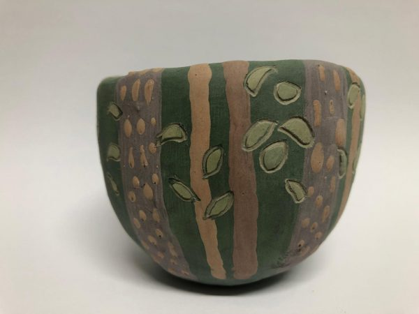 Cactus Pot (before firing)