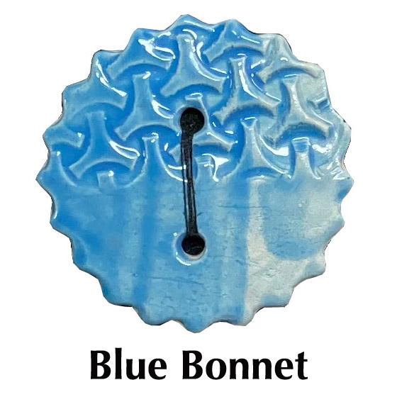 Blue bonnet glaze