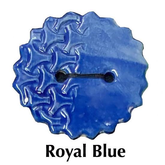 Royal Blue glaze