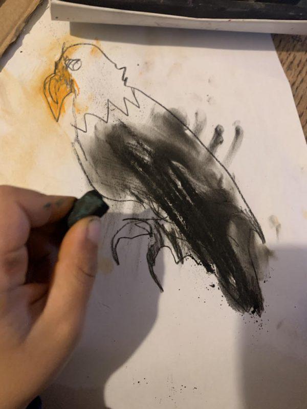 Art in a Story